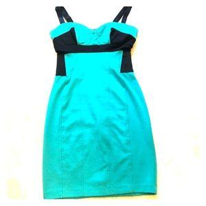 Kardashian Kollection bodycon mini dress